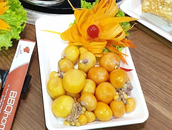 TRỨNG NON